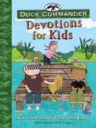 Duck Dynasty Devotions for kids