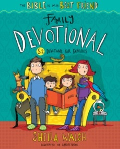 kids family decotional